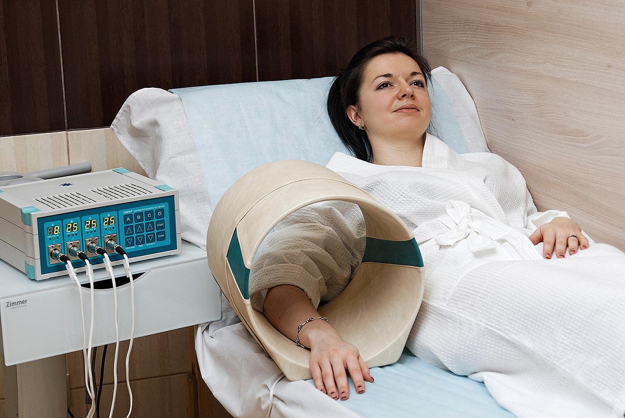 процедура в медцентре СВИТЯЗЬ