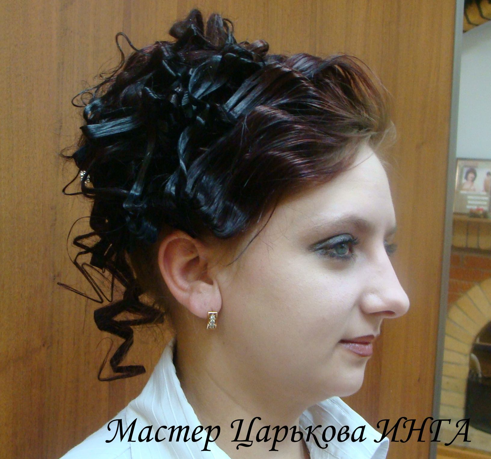 Парикмахеров.нет прически из длинных волос и фото