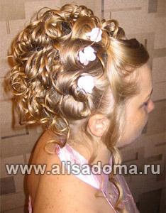 фотографии прически модельные парикмахерское дело